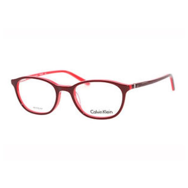 Óculos de Grau Calvin Klein CK5878 603 Vermelho