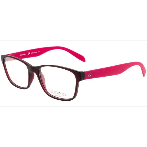 94e940a1668ec Óculos de Grau Calvin Klein CK5889 607 Vermelha - Para Todos