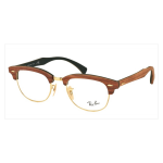 Ray-Ban RB 5154m 5560 51 Metal / Madeira Clubmaster