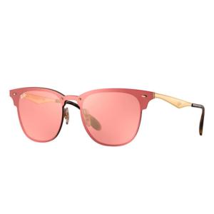 Óculos de Sol Blaze Clubmaster RB3576N (Rosa/Dourado)