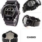 Relógio Casio G-Shock Preto DW6900NB-1DR