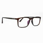 KP REC MASCULINO 8286 C/ CLIPON ACETATO ARO C4 M.BROWN TM 54