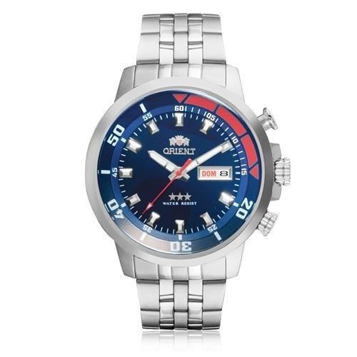 Relógio Orient Masculino Automático 469SS058 D1SX