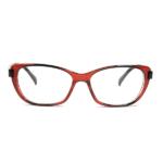 Armação de Óculos de Grau SECRET Vermelho/Preto M80 044