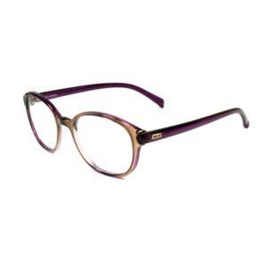 Óculos de Grau SECRET M80 056 Marrom e Fúcsia 2b171f9a26