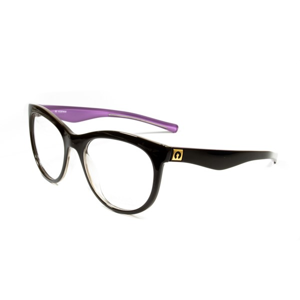 Armação Óculos de Grau SECRET Marrom M80 058 - Para Todos f173c8770b