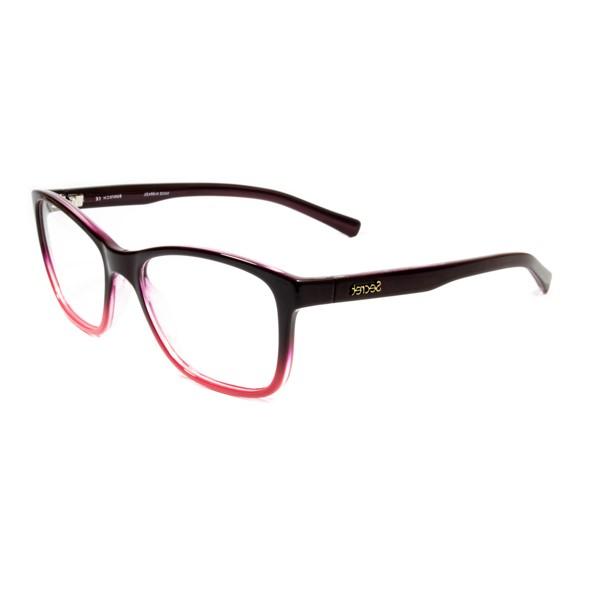 Armação de Óculos de Grau SECRET Vermelho-Rosa