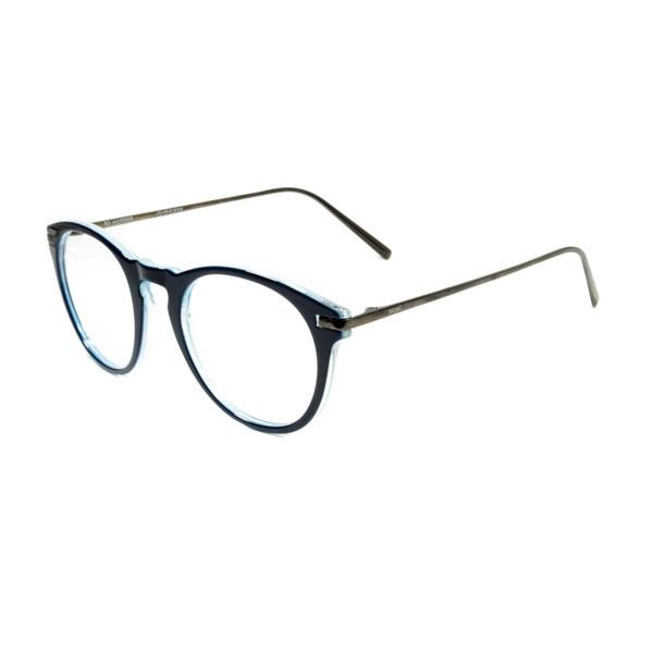 Armação de Óculos de Grau SECRET Azul - Metal