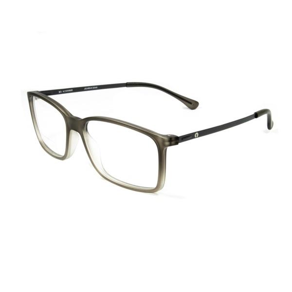 Armação Óculos de Grau SECRET Masculino Cinza Translúcido - Para Todos e478605c22