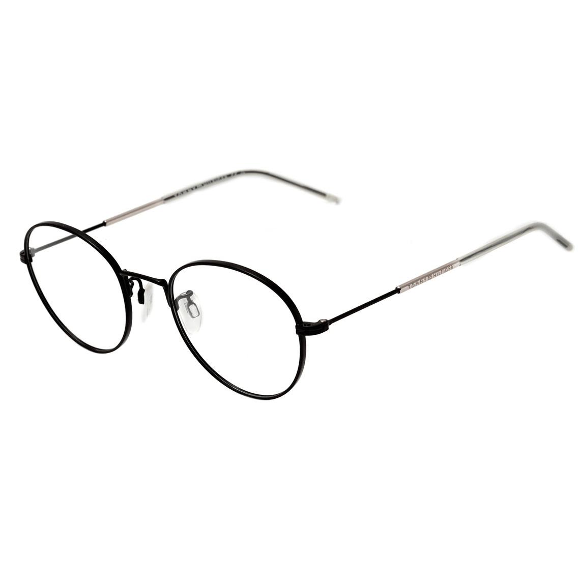 Armação de óculos Tommy Hilfiger TH 1575 F 807 5222 - Para Todos ef635bfc44