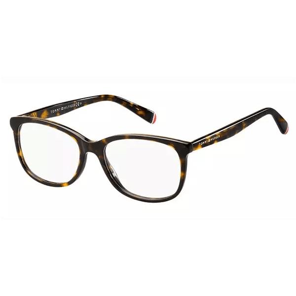 Armação de óculos Tommy Hilfiger TH 1588 PJP 5016 - Para Todos f84a0adca5