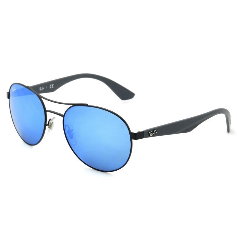 Óculos de Sol Unissex Ray Ban RB3536 006/55 Azul