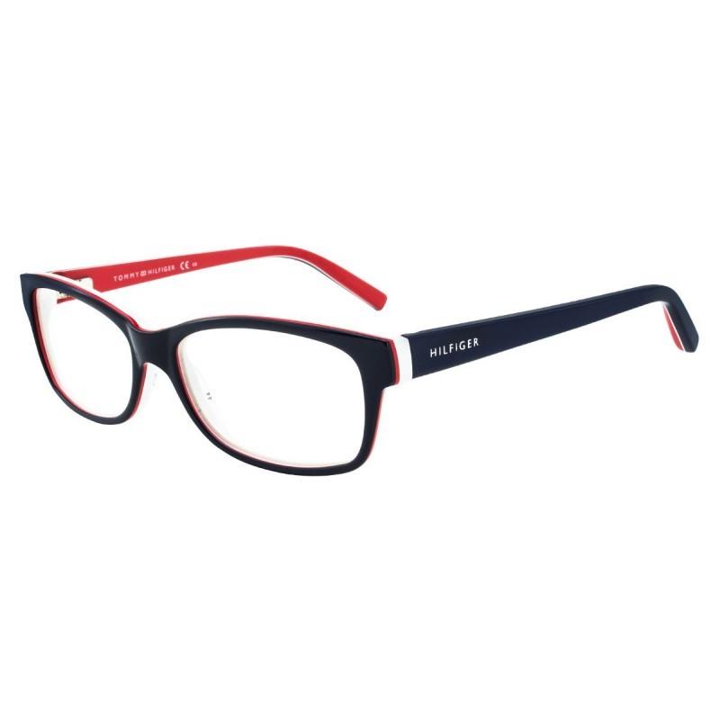 Armação de Óculos Tommy Hilfiger TH 1018 UNN 5216