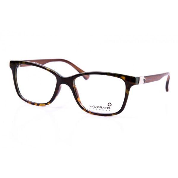 Armação de Óculos Lavorato Marrom Demí 0115-50-2108