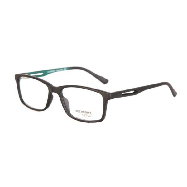 Óculos de Grau FIAMMA 41003-50-2894 Preto/Verde