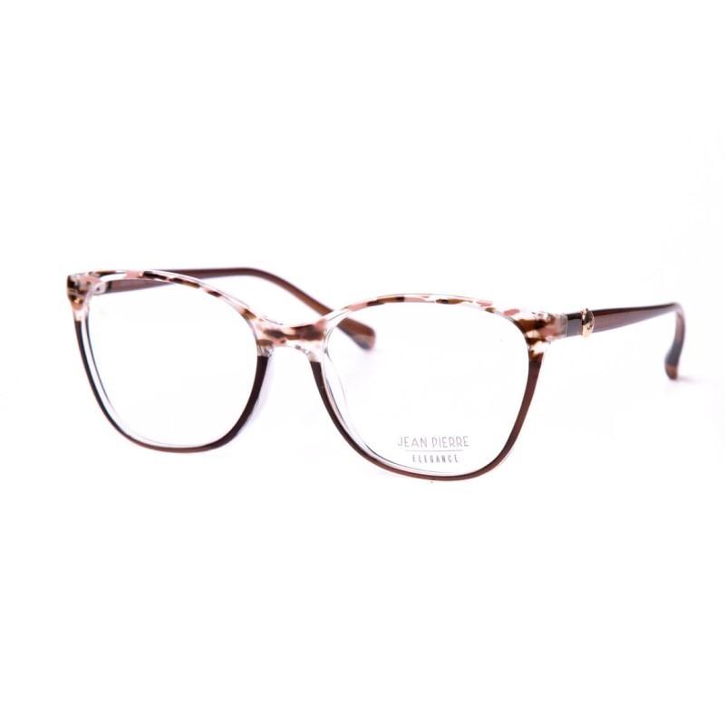 Óculos de Grau Jean Pierre Fem 21006-54-2923 Bege