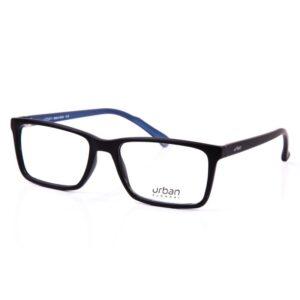 Óculos de Grau Urban Masc 5024-50-2279 Preto/Azul