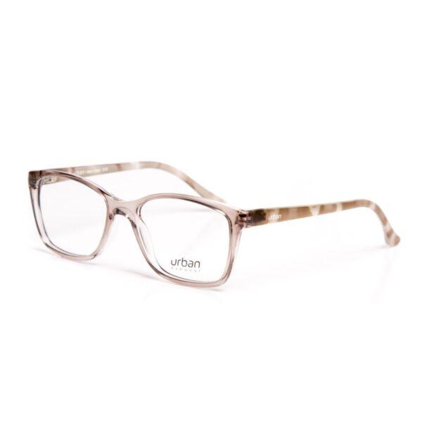 Armação de Óculos Urban Feminina 5034-48-2359 Castanho