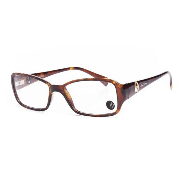Óculos de Grau Jean Pierre 7031-52-1653 Marrom Demí