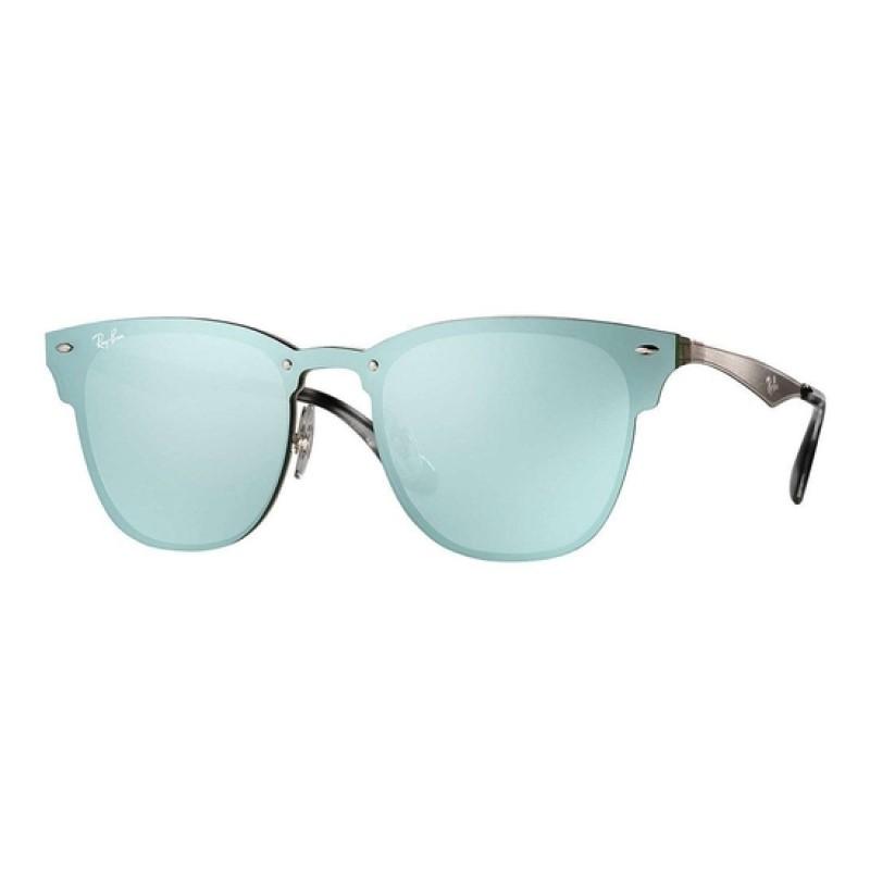 Óculos de Sol Ray Ban Blaze Clubmaster RB3576N 042/30